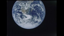 Apollo 17 Earth View