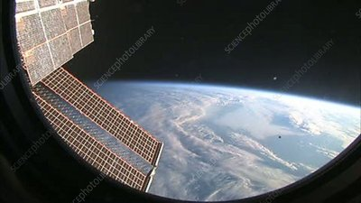Earth view from the ISS
