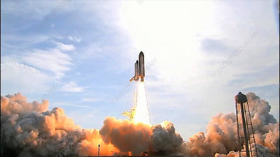 Space Shuttle Endeavour STS-127 launch