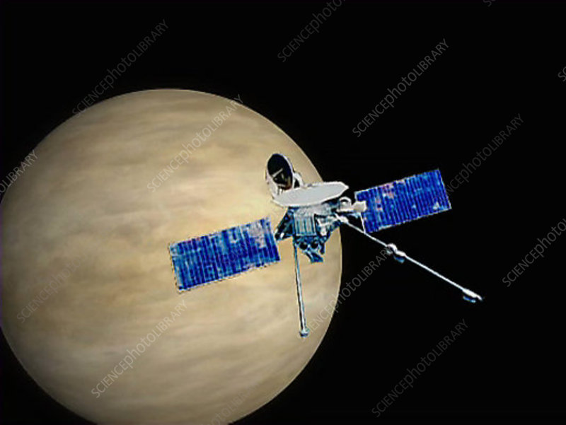 mariner 10 space probe - 800×601