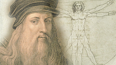 Leonardo da Vinci and his notes
