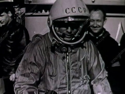 Gagarin before Vostok 1