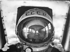 Gagarin's spaceflight training