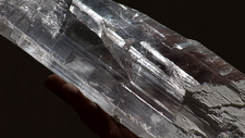 Selenite crystal from Naica Mine, Mexico