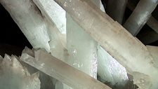 Cave of the Crystals, Naica Mine, Mexico