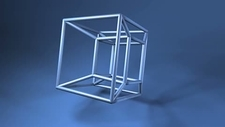 Doubly-rotating tesseract