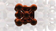 Copper molecular structure