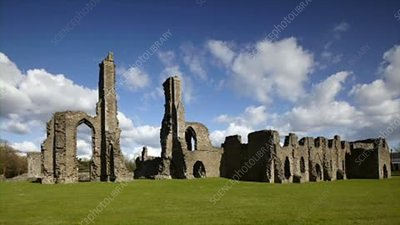 Neath Abbey, Wales