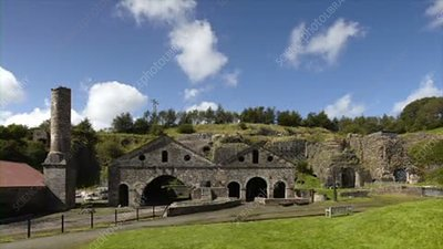 Blaenavon Iron Works