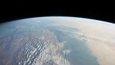 Arabian Peninsula from the ISS