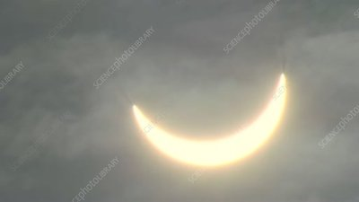 Solar eclipse, UK, 20th March 2015