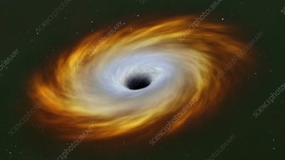 Supernova forming a black hole