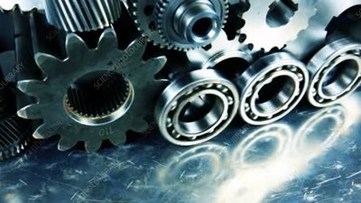 Cogs and bearings