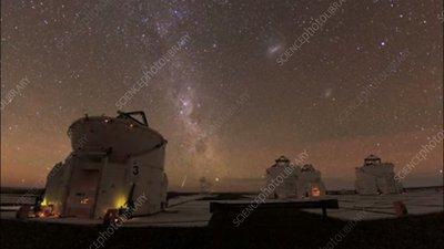Paranal Observatory, Cerro Paranal, Chile