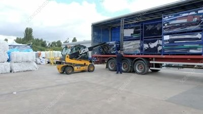 Recycling plant delivery