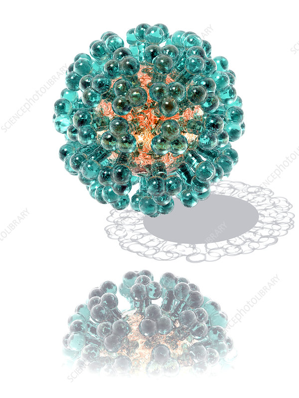 Virus, computer artwork
