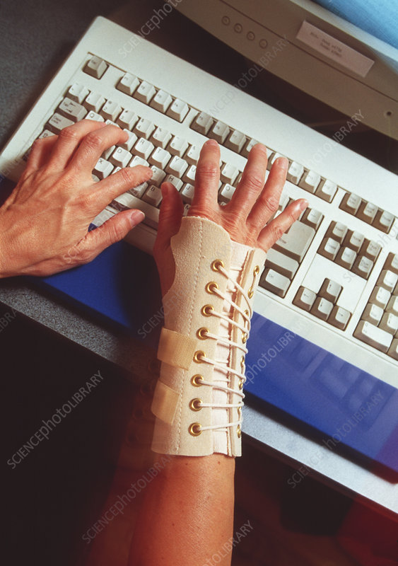 Repetitive strain injury