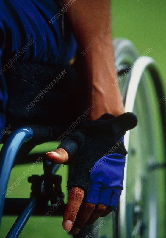 Operating wheelchair