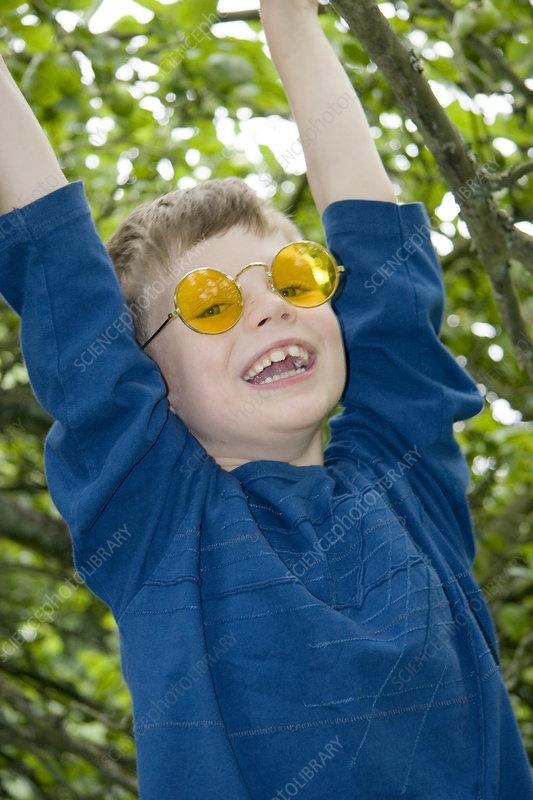 Dyslexia Treatment Glasses
