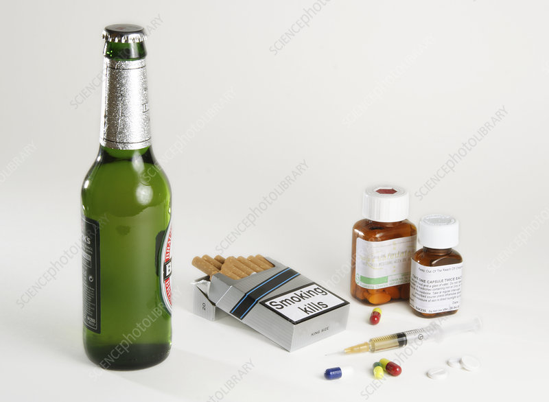 Beer, cigarettes and other drugs