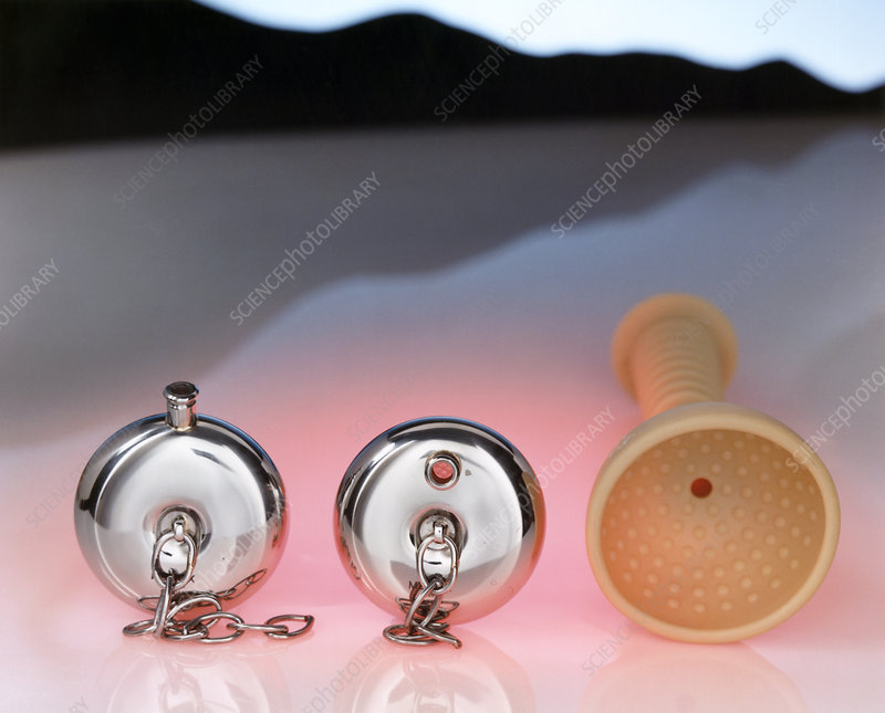 Vacuum extractors (suction cups) for obstetrics