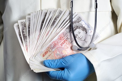 Medical money