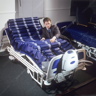 Hospital bed technology