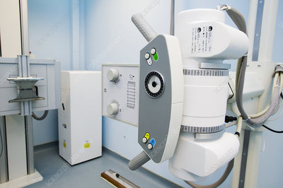 Chest X-ray machine