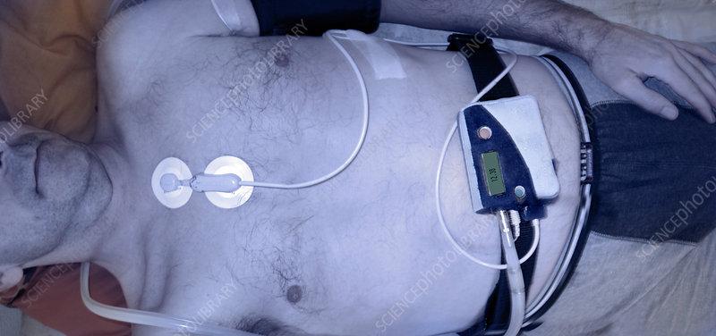 Ambulatory blood pressure monitor