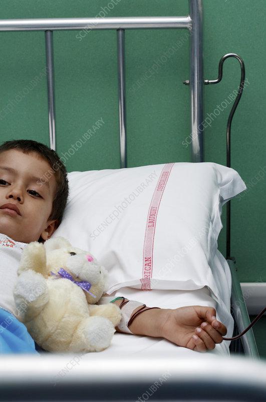 Paediatric blood transfusion