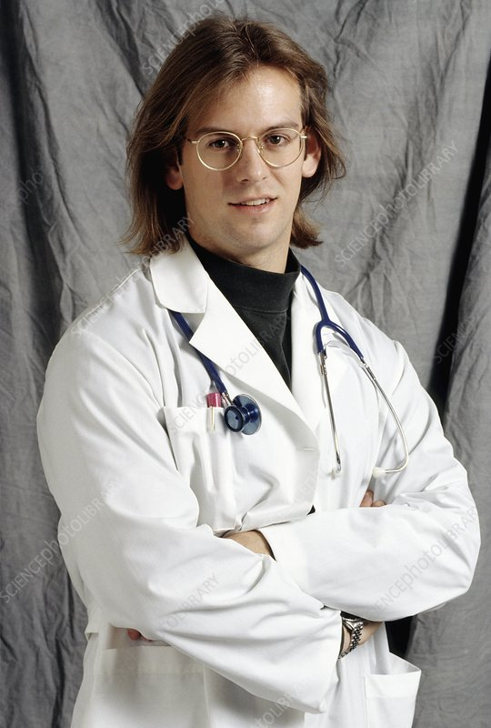 Young Male Doctor