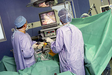 Laparoscopic surgery