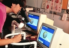 Virtual reality training for cataract surgery