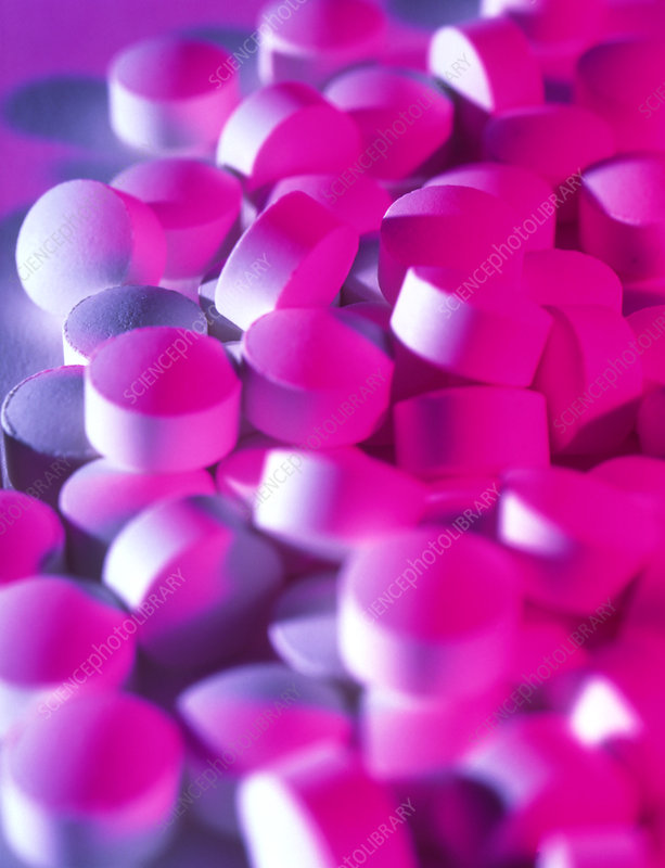 Melatonin pills
