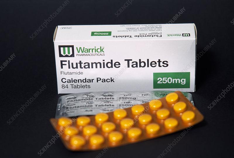 Prostate cancer pills