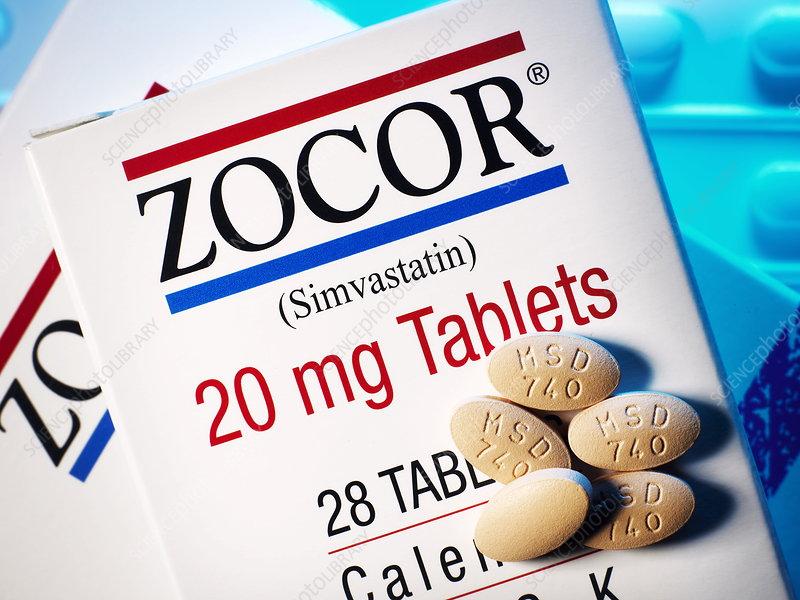 Simvastatin Medication Guide