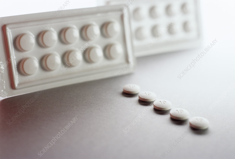 Beta-blocker tablets