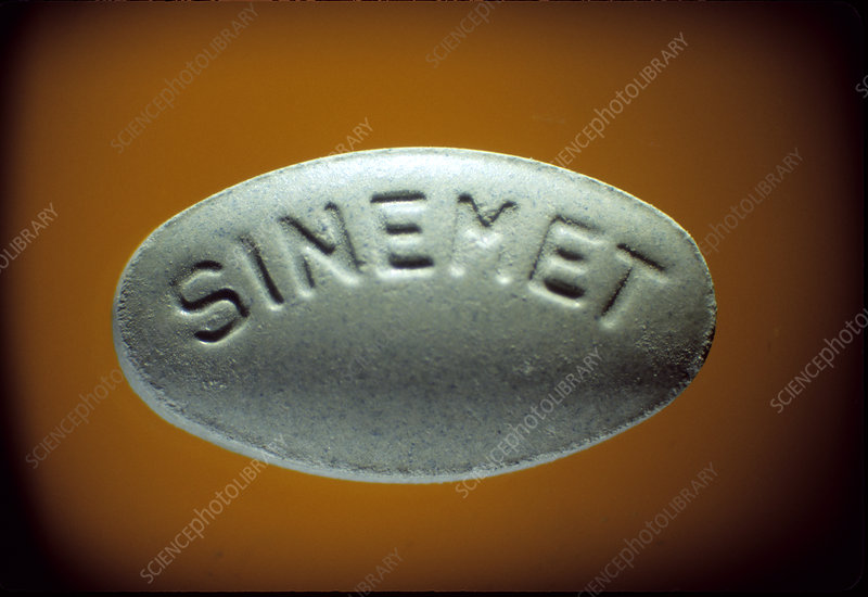 Sinemet CR (levodopa+carbidopa)