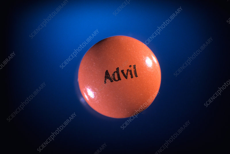 Advil 200mg coated tablet