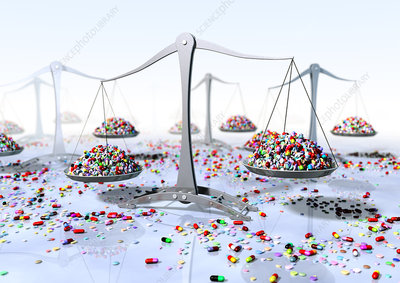 Overprescription of drugs
