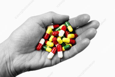 Assortment of capsules