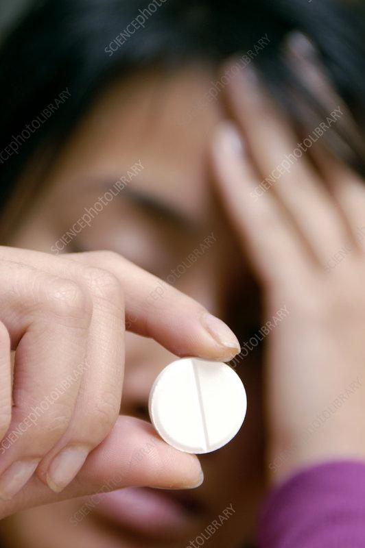 Headache pill