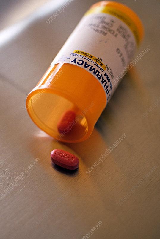 Azilthromycin (Zithromax)