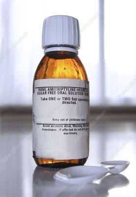 Amitriptyline liquid