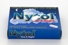 Nytol sleeping tablets