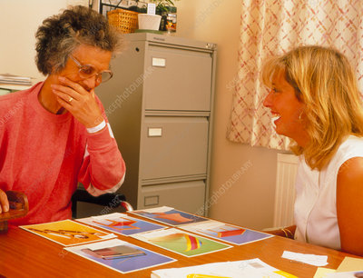 Stroke speech therapy