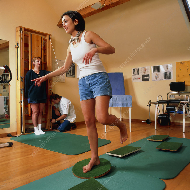 Physiotherapy for balance