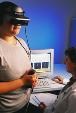 Virtual reality obesity therapy