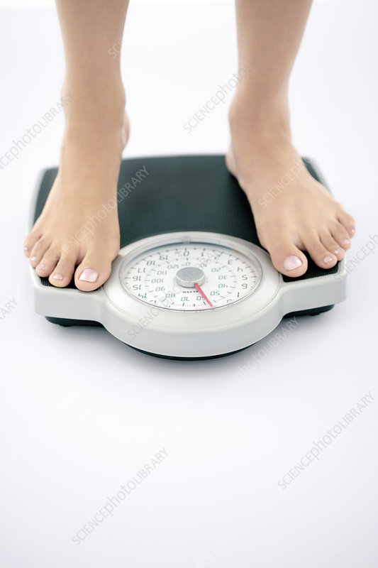 Weight Measurement - Stock Image M730  0511