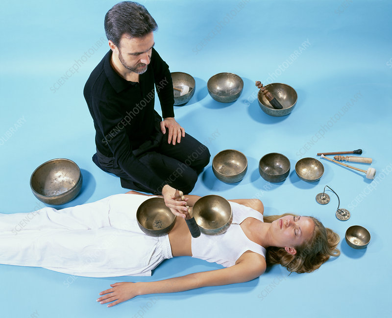 Tibetan bell therapy